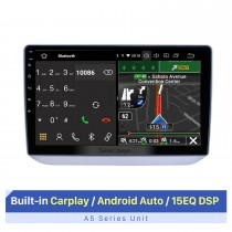10.1 Inch HD Touchscreen for 2008-2014 Skoda New Fabia Head Unit Android Car GPS Navigation Car Stereo System Support AHD Camera