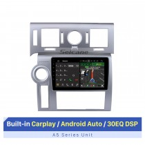 9 Inch 2.5D IPS Touch Screen for 2008 Hummer H2 LHD Stereo CarDVS Player with Wifi Car Radio Repair Support OBD2