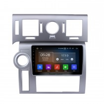 Android 10.0 For 2008 Hummer H2 LHD Radio 9 inch GPS Navigation System Bluetooth HD Touchscreen Carplay support SWC