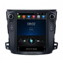 9.7 Inch 2008 MITSUBISHI OUTLANDER Android 9.1 Radio GPS Navigation system with 4G WiFi Touch Screen TPMS DVR OBD II Rear camera AUX Steering Wheel Control USB SD Bluetooth HD 1080P Video