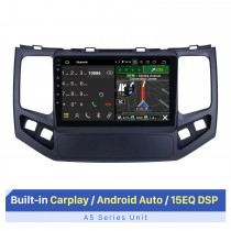9 Inch HD Touchscreen for 2009-2010 Geely King Kong Stereo Car Stereo System with Bluetooth Support OBD2 3G 4G Wifi