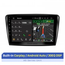 High Quality for 2009-2013 Skoda Superb 10.1 Inch Car GPS Navigation Stereo with Wireless Carplay Support Bluetooth 1080P Video Player