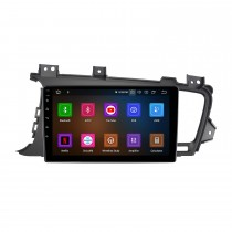9 Inch HD Touchscreen for 2010-2013 KIA OPTIMA K5 LHD Stereo Bluetooth Car Radio Android Car GPS Navigation Support 1080P Video Player