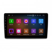 10.1 Inch HD Touchscreen for 2010+ Nissan NV400 Opel Movano Renault Master III Stereo Car GPS Navigation Stereo Support Carplay