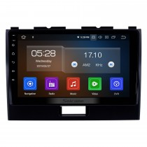Aftermarket Android 9.0 HD Touchscreen 9 inch Radio for 2010 2011-2018 Suzuki WAGONR Bluetooth GPS Navigation Head unit support 3G/4G wifi DVD Player Carplay 1080P