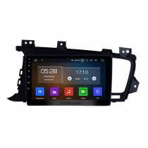 9 Inch Aftermarket Android 10.0 GPS Navigation System Head Unit For 2011 2012 2013 2014 Kia K5 Touch Screen Bluetooth Radio Support Remote Control TV tuner DVD Player