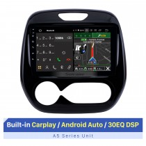 9 Inch HD Touchscreen for 2011-2016 Renault Captur Manual A/C Autoradio Carplay Stereo System Car Radio Support 3G/4G wifi