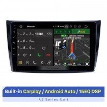 9 Inch HD Touchscreen for 2011 Changan Alsvin V3 GPS Navigation System Car Radio Car Stereo with Bluetooth Support OBD2