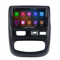 OEM Android 10.0 For 2012 Renault Duste Radio with Bluetooth 9 inch HD Touchscreen GPS Navigation System Carplay support DSP