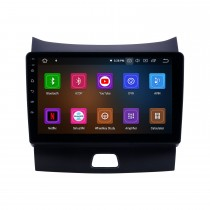 HD Touchscreen 9 inch Android 11.0 for 2013-2015 BESTUNE B50 Radio GPS Navigation System Bluetooth Carplay support Backup camera