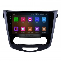 10.1 inch HD Touchscreen GPS Radio Navigation System Android 10.0 For 2014 2015 2016 Nissan Qashqai Support Bluetooth Music ODB2 DVR Mirror Link TPMS Steering Wheel Control