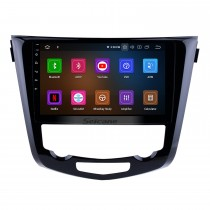 10.1 inch HD touchscreen Radio GPS Navigation Android 10.0 for 2014 2015 Nissan X-TRAIL Support Bluetooth TV USB OBD2 WIFI Video Mirror Link DVR Steering Wheel Control