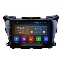 10.1 inch For 2015 2016 2017 Nissan Murano Android 10.0 HD Touchscreen Radio GPS Navigation system Bluetooth Support 3G/4G WIFI OBD2 USB Mirror Link Steering Wheel Control