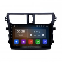 9 inch Android 10.0 GPS Navigation Radio for 2015-2018 Suzuki Celerio with HD Touchscreen Carplay AUX Bluetooth support TPMS
