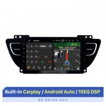 9 Inch HD Touchscreen for 2016-2018 Geely Boyue Radio Car Radio Stereo Player Car Audio System Support 1080P Video Player