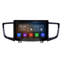 10.1 inch Android 10.0 Radio for 2016-2018 Honda Pilot Bluetooth HD Touchscreen GPS Navigation Carplay support Backup camera