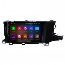 OEM Android 10.0 For 2016 Honda Shuttle RHD Radio with Bluetooth 9 inch HD Touchscreen GPS Navigation System Carplay support DSP