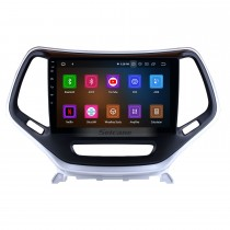 10.1 inch Android 10.0 Radio GPS Navigation System 2016 Jeep Grand Cherokee with OBD2 DVR 4G WIFI Bluetooth Backup Camera Mirror Link Steering Wheel Control