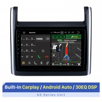 9 Inch HD Touchscreen for 2017 Changan Auchan X70A autoradio bluetooth music car audio system Support OBD2