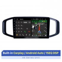 9 Inch HD Touchscreen for 2017 MG 3 Autostereo Android Auto with DSP Car Audio System Support OBD2