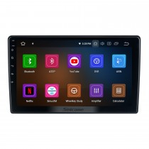 OEM Android 10.0 for 2019 Citroen C3-XR  Radio with Bluetooth 10.1 inch HD Touchscreen GPS Navigation System Carplay support DSP