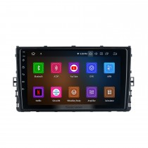 OEM Android 10.0 For 2020 Volkswagen POLO Radio with Bluetooth 9 inch HD Touchscreen GPS Navigation System Carplay support DSP