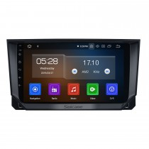 HD Touchscreen 9 inch Android 10.0 For 2018 Seat Ibiza/ARONA Radio GPS Navigation System Bluetooth Carplay support Backup camera