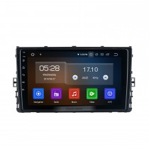 For 2020 Volkswagen POLO Radio Android 10.0 HD Touchscreen 9 inch with AUX Bluetooth GPS Navigation System Carplay support 1080P Video