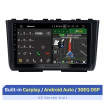 10.1 Inch HD Touchscreen for 2020 Hyundai IX25 CRETA Radio Car Audio with GPS Car Audio System Support Wireless Carplay