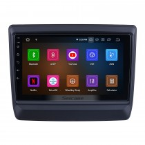 OEM 9 inch Android 11.0 for 2020 Isuzu D-Max Radio with Bluetooth HD Touchscreen GPS Navigation System Carplay support DSP TPMS