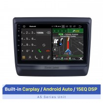 9 Inch HD Touchscreen for 2020 ISUZU D-Max Radio Car Audio System Car Radio Support Steering Wheel Control OBD2