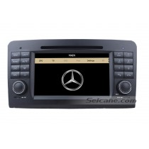 Car dvd player for Benz GL CLASS with GPS Radio TV Bluetooth