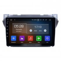 2009-2016 Suzuki alto Android 9.0 9 inch 1024*600 touchscreen Radio Bluetooth GPS Navigation Multimedia support USB Carplay Rearview Camera 1080P DVD Player 4G Wifi SWC OBD2 AUX
