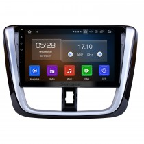 10.1 inch 2014 2015 2016 2017 TOYOTA VIOS Android 9.0 HD Touchscreen Radio Auto Stereo GPS Navigation System Bluetooth Support OBD II DVR 3G/4G WIFI Rear view camera