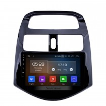 9 inch Android 9.0 GPS Navigation for 2011 2012 2013 2014 Chevy Chevrolet DAEWOO Spark Beat Matiz HD Touchscreen Bluetooth Radio Wifi Music USB AUX ssupport DVR OBD2 Carplay Rearview Camera