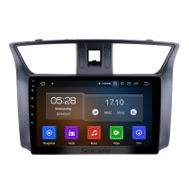 10.1 Inch HD Touchscreen GPS Navigation System Head Unit android 9.0 2012-2016 Nissan Slyphy Bluetooth Radio Car Stereo Music Support 4G WIFI OBD2 Rearview Camera Steering Wheel Control