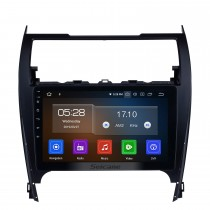 10.1 Inch HD Touch Screen Android 9.0 Car Stereo Radio For 2012-2017 TOYOTA CAMRY GPS Navigation Bluetooth 4G WIFI Support Rear View Camera Steering Wheel Control DVR OBD2 TPMS FM AM 1080P Video