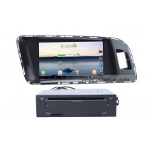 Android 7 Inch Car DVD Player for Audi Q5(Touchscreen,GPS,TV,Ipod, 3G,Wifi)