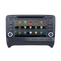 Android 7 Inch Car DVD Player for Audi TT (Touchscreen,GPS,TV,Ipod, 3G,Wifi)