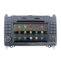 Android 7 Inch Car DVD Player for Mercedes-Benz A Class W169(Touchscreen,GPS,TV,Ipod, 3G,Wifi)