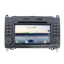 Android 7 Inch Car DVD Player for Mercedes-Benz B Class W245(Touchscreen,GPS,TV,Ipod, 3G,Wifi)