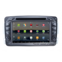 Android 7 Inch Car DVD Player for Mercedes-Benz G Class W463(Touchscreen,GPS,TV,Ipod, 3G,Wifi)