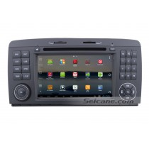 Android 7 Inch Car DVD Player for Mercedes-Benz R Class W251(Touchscreen,GPS,TV,Ipod, 3G,Wifi)