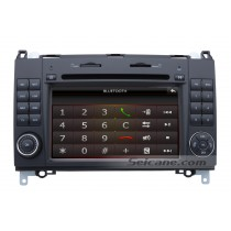 Android 7 Inch Car DVD Player for Mercedes-Benz Viano/Vito (Touchscreen,GPS,TV,Ipod, 3G,Wifi)