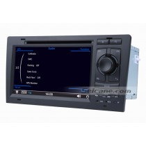 AUDI A8 DVD player GPS navigation system with Radio TV Bluetooth