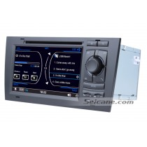 Audi RS6 DVD player GPS navigation system with Radio TV Bluetooth