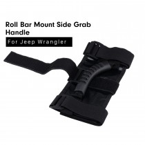 Car Accessories Roll Bar Mount Side Grab Handle Safety Kit for Jeep Wrangler