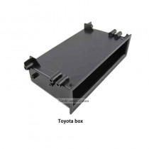 Car Multi-purpose Insert Storage Container Glove Free Box for Toyota