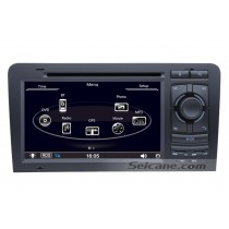 Car DVD player for Audi A3 S3 with GPS Radio TV Bluetooth