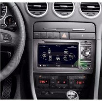 Audi RS4 DVD player GPS navigation system with Radio TV Bluetooth